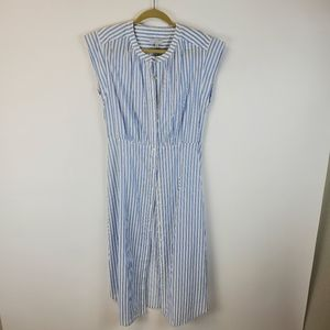 Joie Keziah Striped shirt dress M